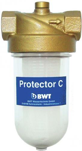Фильтр со сменным фильтрующим элементом BWT Protector C