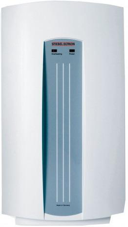Напорные проточные водонагреватели DHC