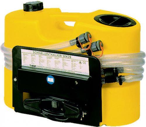 Устройства для реагентной промывки оборудования