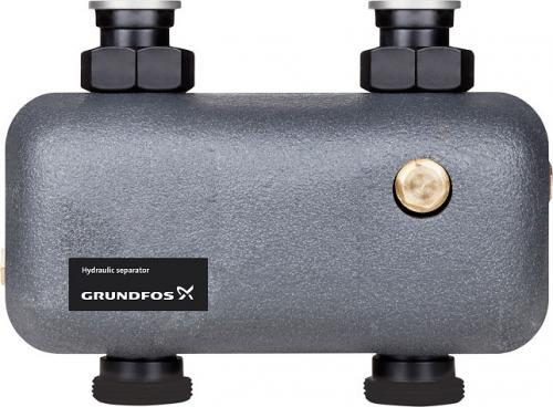 Гидравлический разделитель для насосной группы Grundfos Heatmix