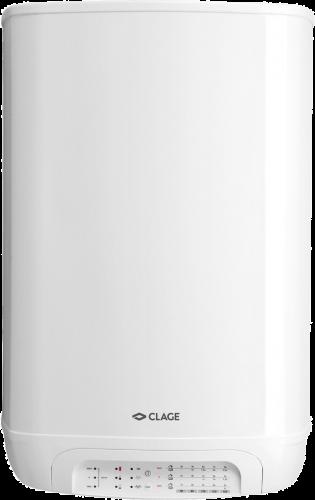 Настенные емкостные водонагреватели с электронной системой управления температурой. Объем 50, 80, 100 и 120 литров.